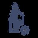 No Liquid Detergent Icon