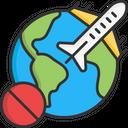 No Traveling Icon