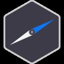 Node Webkit Logo Icon
