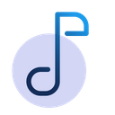 Note Music Audio Icon