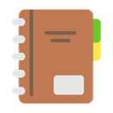Notebook Note Diary Icon