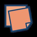 Notes Paper Memo Icon