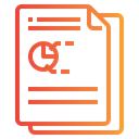 Short Note Notes Report Icon