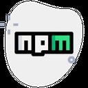 Npm Technology Logo Social Media Logo Icon