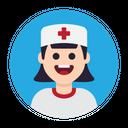 Nurse Hospital Medicine Icon