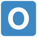 O Characters Character Icon