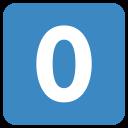 O Zero Digital Icon