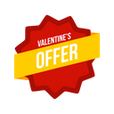 Offer Sale Ribbon Icon