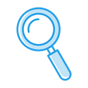 Office Stuff Magnify Icon