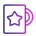 Office Employee Coffee Icon