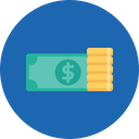 Office Money Currency Icon