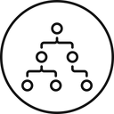 Office Structure Top Icon
