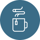 Office Stuff Cup Icon