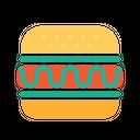 Office Stuff Food Icon