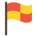 Offside Flag Icon