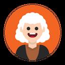 Old Eldery Senior Icon
