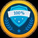 Olive Branch Award Peace Award Winner Badge Icon