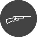 Olympic Game Shooting Icon