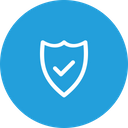 On Secure Firewall Icon