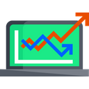 Online Analysis Icon