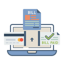 Online Bill Payment Icon