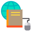 Online Buy Book Icon