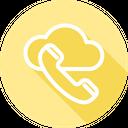 Online Calling Icon