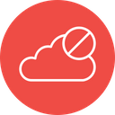 Online Cloud Data Icon
