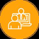 Online Customer Help Icon