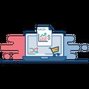 Online Ecommerce Sales Icon