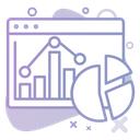 Graph Analysis Chart Icon
