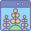 Online Growth Icon