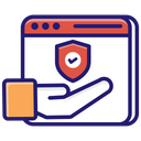 Online Insurance Icon