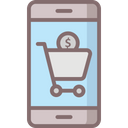 Eshopping Estore Mcommerce Icon