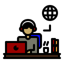 Home Networking Stay Icon