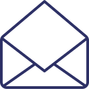 Open Envelope Mail Letter Icon
