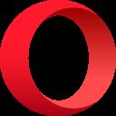Opera Logo Web Icon