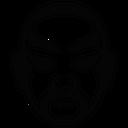 Chinese Opera Mask Icon