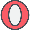 Opera Opera Logo Browser Icon