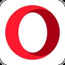Opera Brand Logo Icon