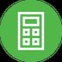 Operation Calculator Key Icon