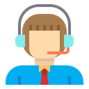 Customer Care Customer Assistant Customer Support Icon