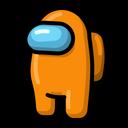 Orange Free Character Icon