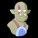 Orc Creature Ogre Icon