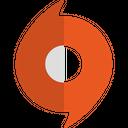 Origin Technology Logo Social Media Logo Icon