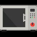 Oven Electronics Microwave Icon