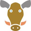 Ox Bull Animal Icon
