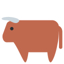 Ox Bull Taurus Icon