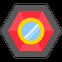 Pa Kua Mirror Icon