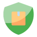 Protect Package Box Icon
